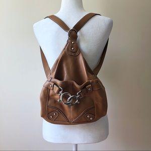 Nine West Vegan Leather Backpack